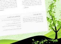 همکاری در پروژه؛ وب سایت شرکت بازیافت کویر